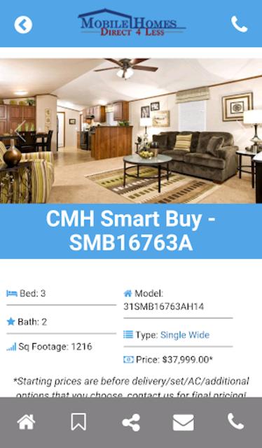 Mobile Homes Direct 4 Less screenshot 3