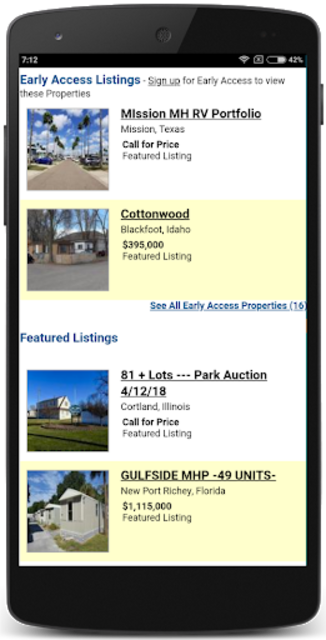 Mobile Homes for Sale USA screenshot 15