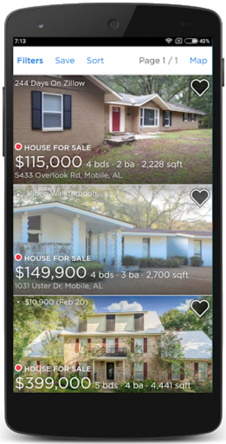 Mobile Homes for Sale USA screenshot 3