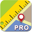 Icon for Maps Ruler  Pro
