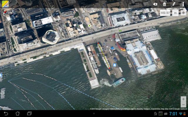 Maps Ruler  Pro screenshot 9