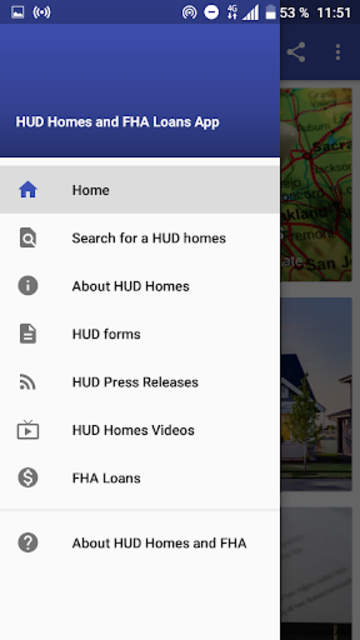 HUD Homes and FHA Loans screenshot 3