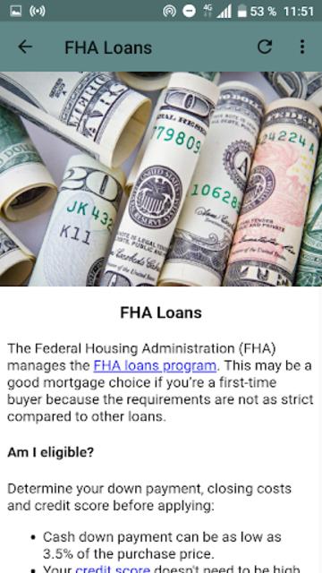HUD Homes and FHA Loans screenshot 6