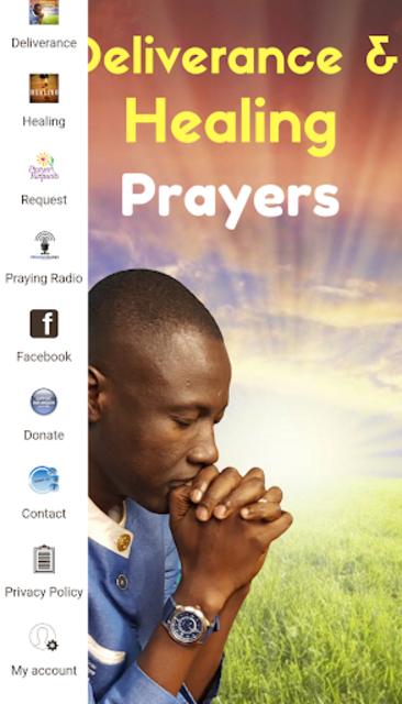 Deliverance & Healing Prayers screenshot 1