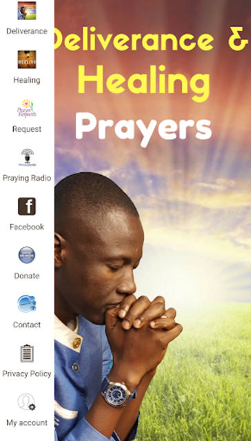Deliverance & Healing Prayers screenshot 3