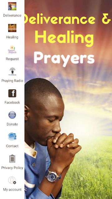 Deliverance & Healing Prayers screenshot 5