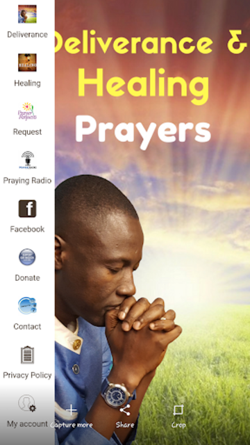Deliverance & Healing Prayers screenshot 6
