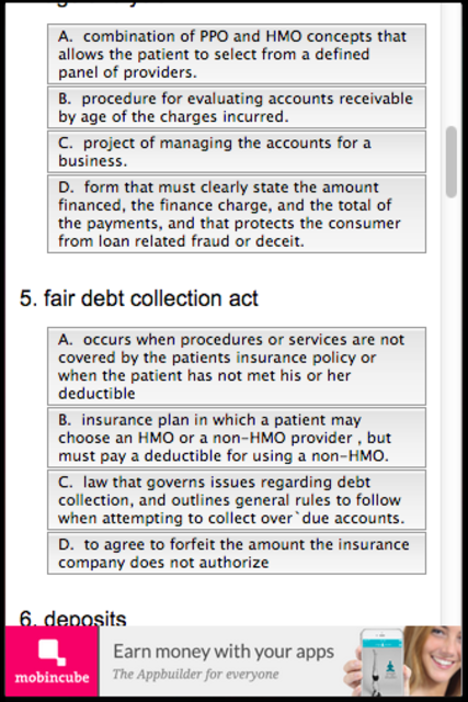 Medical Billing and Coding screenshot 1