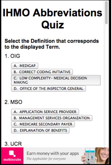 Medical Billing and Coding screenshot 2