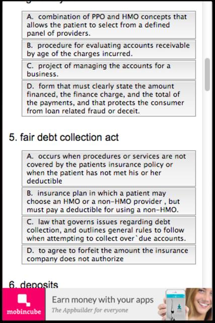 Medical Billing and Coding screenshot 3