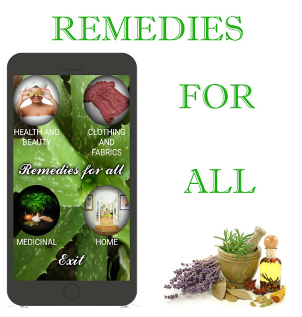 🌿 Natural Home Remedies for all screenshot 1