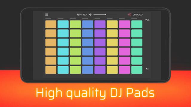 DJ Loop Pads screenshot 1