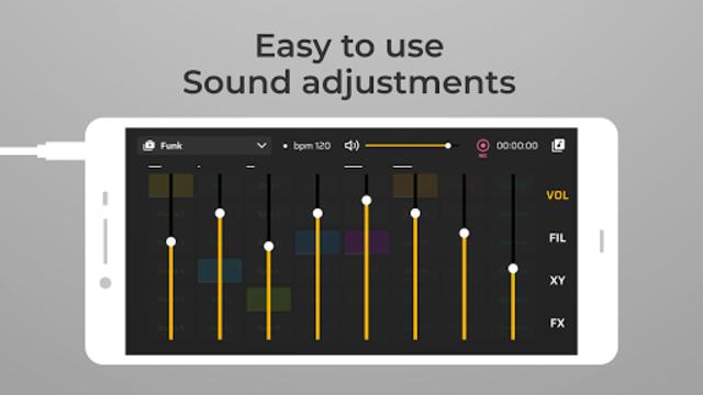 DJ Loop Pads screenshot 3