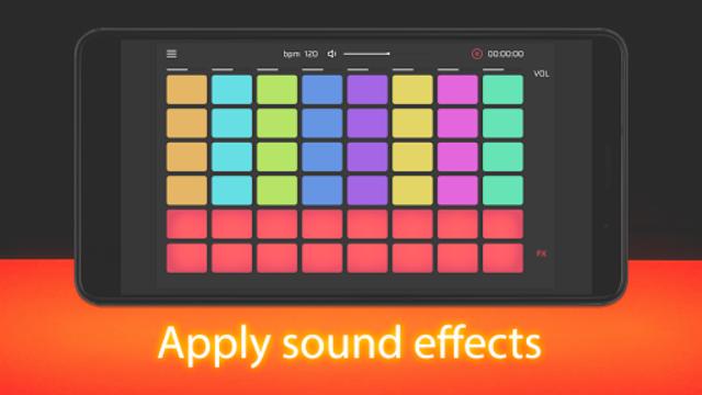 DJ Loop Pads screenshot 4