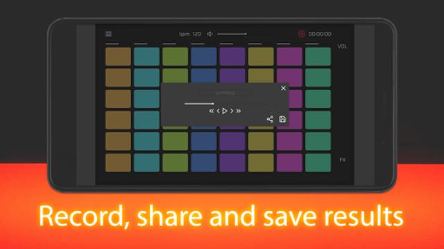 DJ Loop Pads screenshot 5