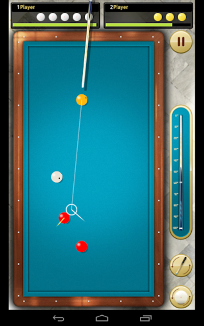Billiards 3 ball 4 ball screenshot 11
