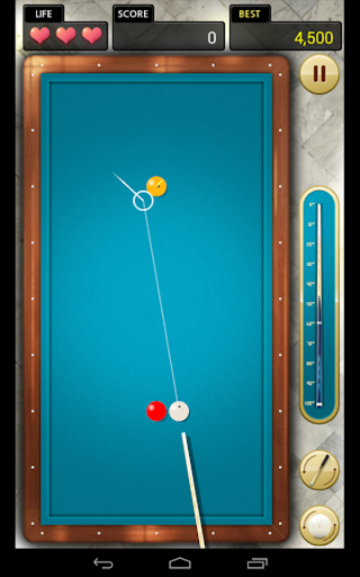 Billiards 3 ball 4 ball screenshot 15