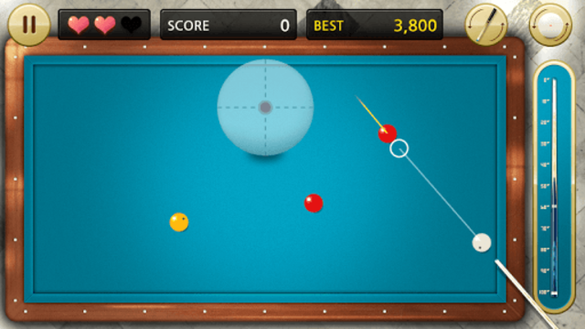 Billiards 3 ball 4 ball screenshot 6