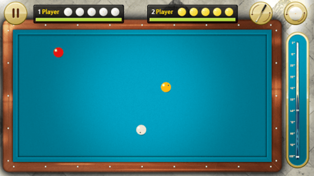Billiards 3 ball 4 ball screenshot 7