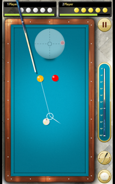 Billiards 3 ball 4 ball screenshot 4