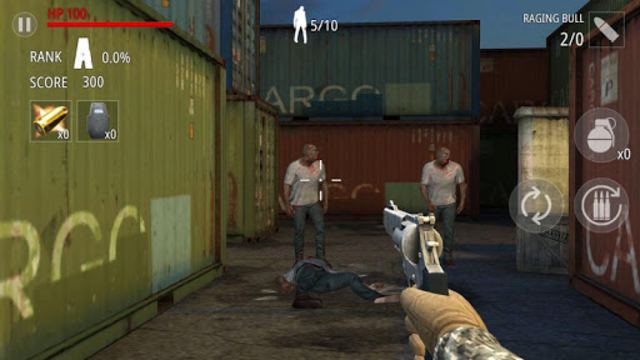 Zombie Fire screenshot 4