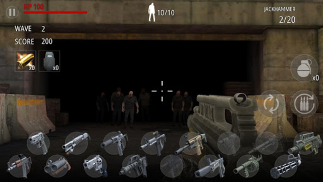Zombie Fire screenshot 22