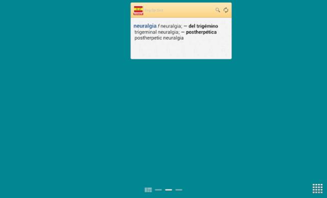 English<>Spanish Medical screenshot 10