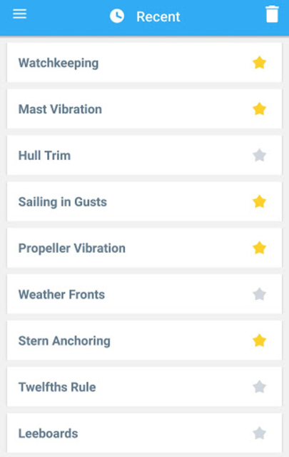 The Encyclopedia of Boating screenshot 8