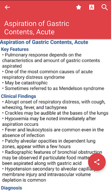 Quick Medical Diagnosis & Treatment screenshot 1