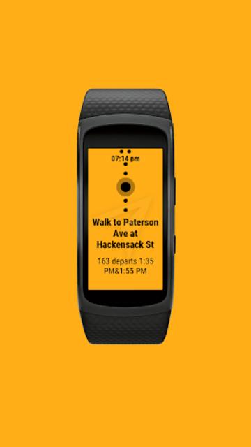 Navigator Lite [Maps Viewer for Gear Fit] screenshot 8