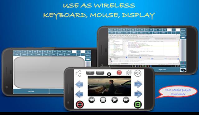 Controller - PC Remote & Gamepad