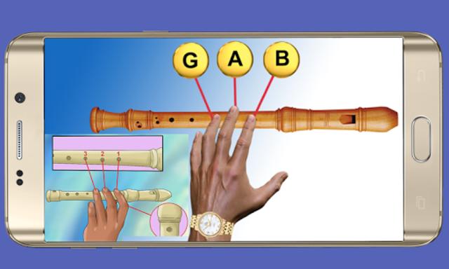 Real Flute & Recorder - Magic Tiles Music Games screenshot 5