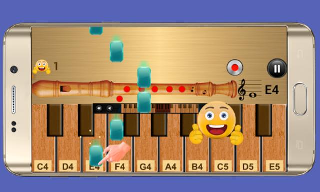 Real Flute & Recorder - Magic Tiles Music Games screenshot 8