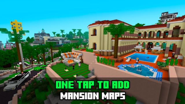 Modern Mansion Maps screenshot 3