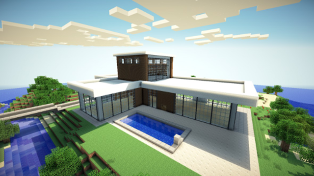 Modern Mansion Maps screenshot 6