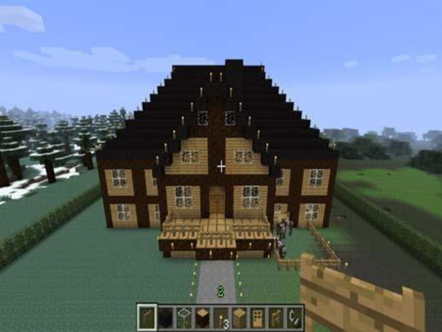 Modern House for Minecraft - 350 Best Design screenshot 5