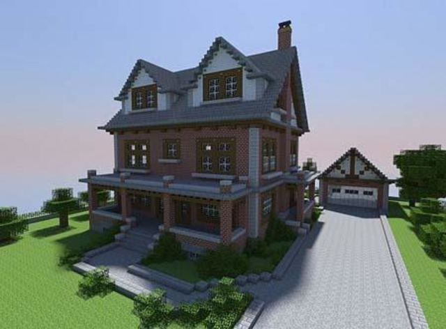 Modern House for Minecraft - 350 Best Design screenshot 6