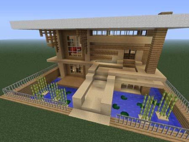 Modern House for Minecraft - 350 Best Design screenshot 7