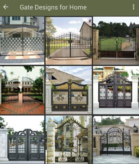 gate designs for home screenshot 4