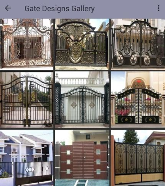 gate designs for home screenshot 5