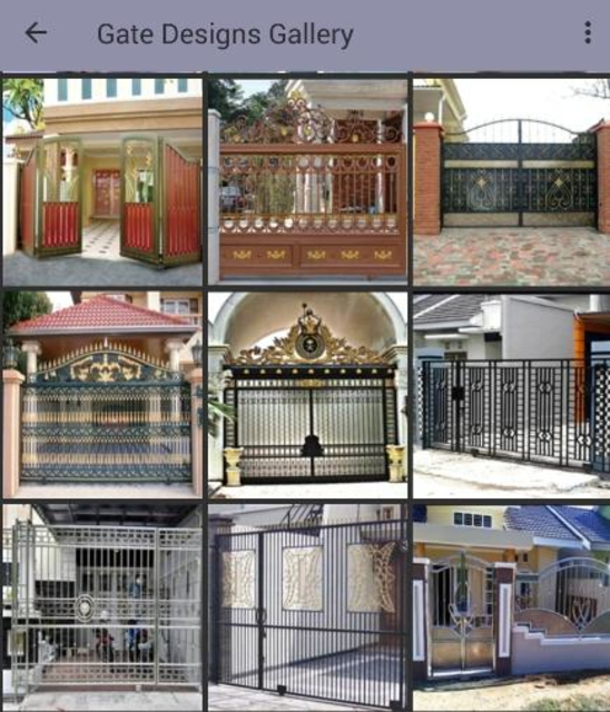 gate designs for home screenshot 6