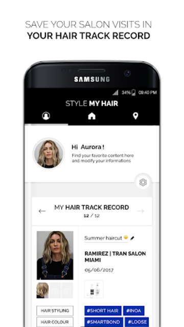 Style My Hair: Discover Your Next Look screenshot 4