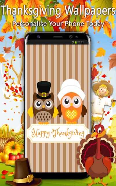 Thanksgiving Wallpapers screenshot 1