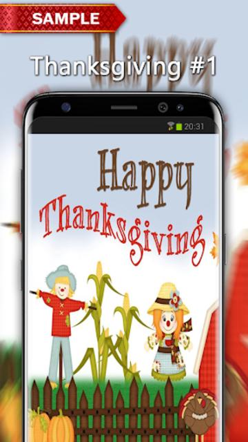 Thanksgiving Wallpapers screenshot 2