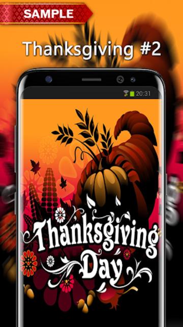 Thanksgiving Wallpapers screenshot 3