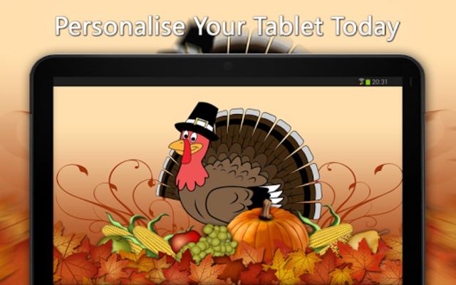 Thanksgiving Wallpapers screenshot 7