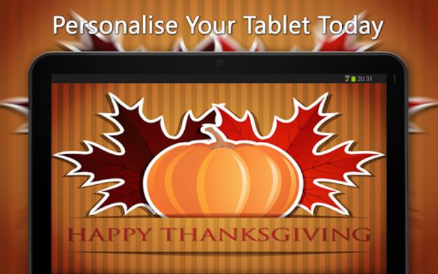 Thanksgiving Wallpapers screenshot 8