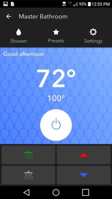 U By Moen Smart Shower screenshot 2
