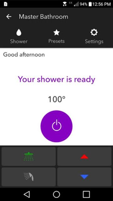 U By Moen Smart Shower screenshot 3