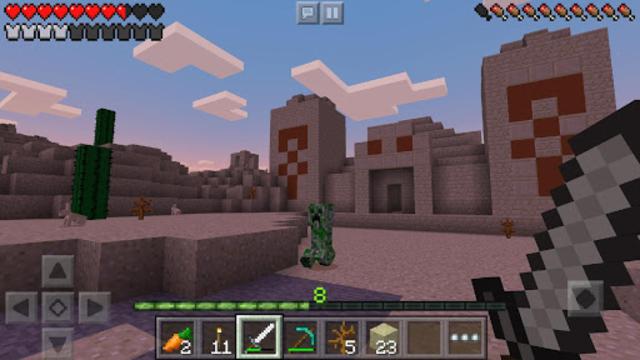 Minecraft screenshot 5